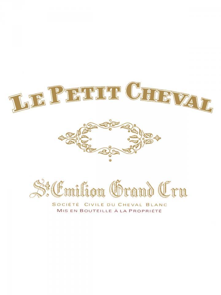 Le Petit Cheval 2010 Bottle (75cl)