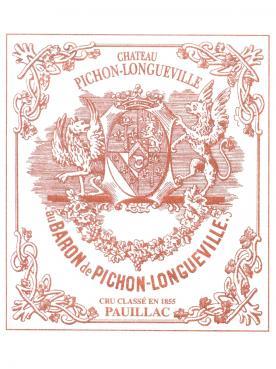 Château Pichon-Longueville Baron 1988 Bottle (75cl)