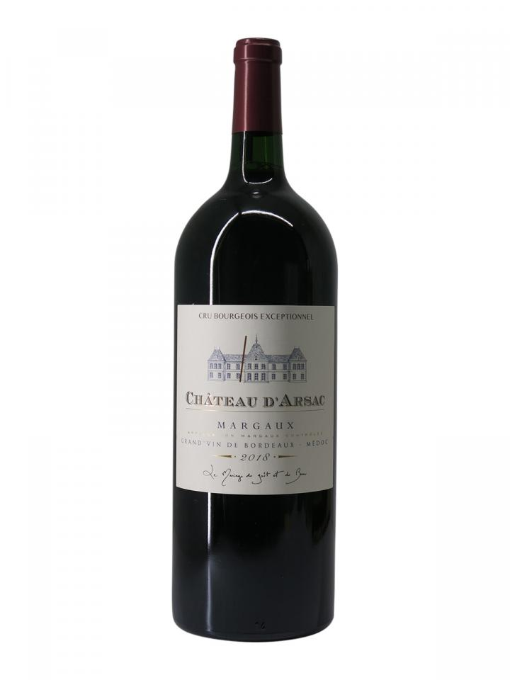 Château d'Arsac 2018 Magnum (150cl)