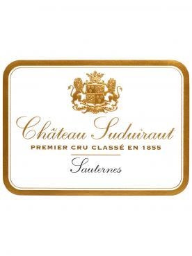 Château Suduiraut 2009 Original wooden case of 12 bottles (12x75cl)