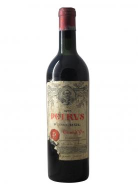 Pétrus 1955 Bottle (75cl)