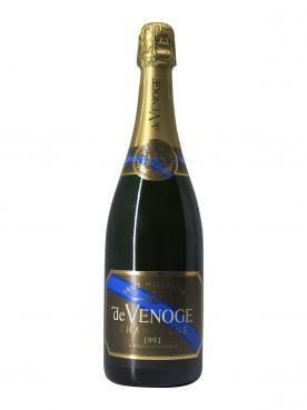 Champagne De Venoge 1991 Bottle (75cl)