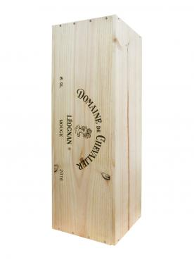 Domaine de Chevalier 2016 Original wooden case of one salmanazar (1x900cl)