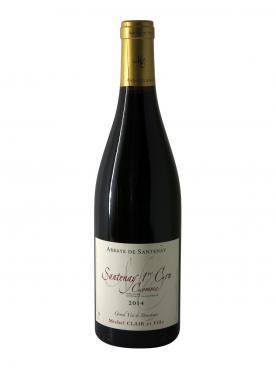 Santenay 1er Cru Comme Michel Clair & Fille 2014 Bottle (75cl)