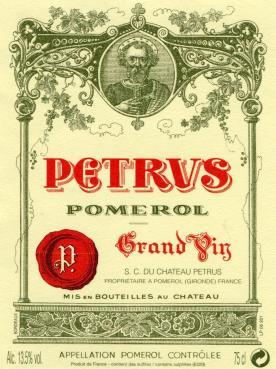 Pétrus 1993 Bottle (75cl)