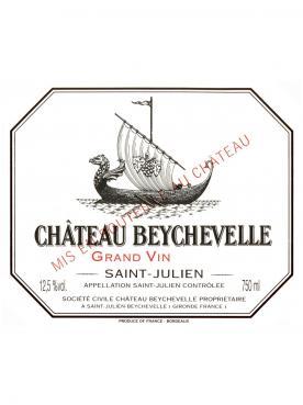 Château Beychevelle 2015 Original wooden case of 12 bottles (12x75cl)