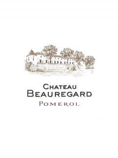 Château Beauregard 2015 Original wooden case of 6 bottles (6x75cl)