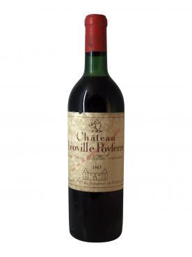 Château Léoville Poyferré 1967 Bottle (75cl)