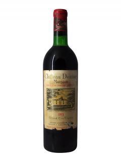 Château Dauzac 1971 Bottle (75cl)
