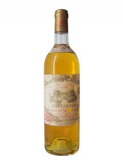 Château Caillou 1978 Bottle (75cl)