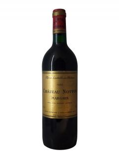 Château Notton 1986 Bottle (75cl)
