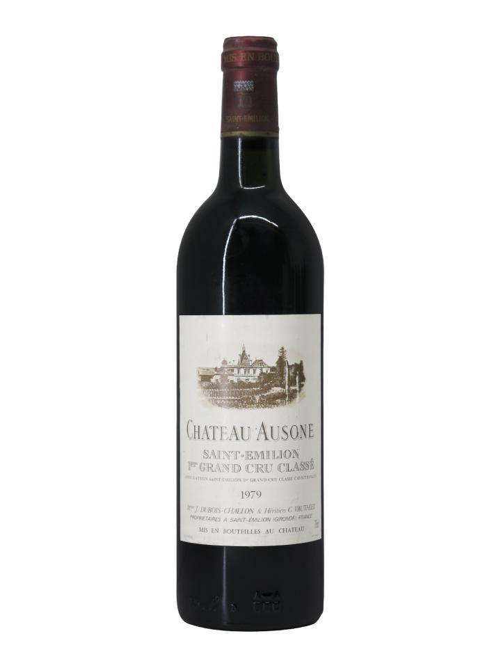 Château Ausone 1979 Bottle (75cl)