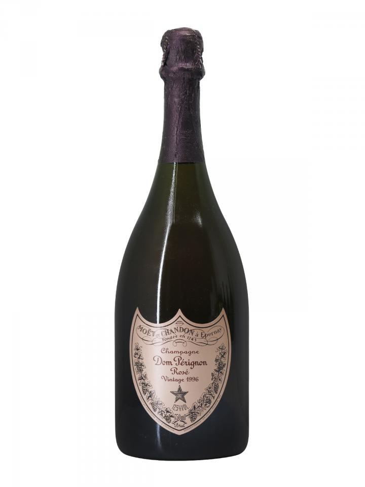 Champagne Moët & Chandon Dom Pérignon Rosé Brut 1996 Bottle (75cl)
