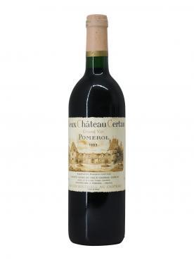 Vieux Château Certan 1993 Bottle (75cl)