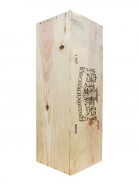 Château Lynch-Moussas 2016 Original wooden case of one impériale (1x600cl)