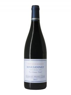 Marsannay Les Grasses Têtes Domaine Bruno Clair 2017 Bottle (75cl)