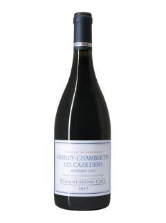 Gevrey-Chambertin 1er Cru Les Cazetiers Domaine Bruno Clair 2017 Bottle (75cl)