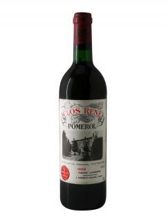 Clos René 1986 Bottle (75cl)