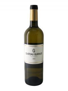 Le G de Château Guiraud 2014 Bottle (75cl)