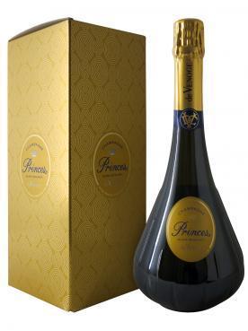 Champagne De Venoge Cuvée des Princes Blanc de Blancs Non vintage Bottle (75cl)