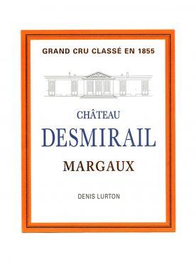 Château Desmirail 2015 Original wooden case of 12 bottles (12x75cl)