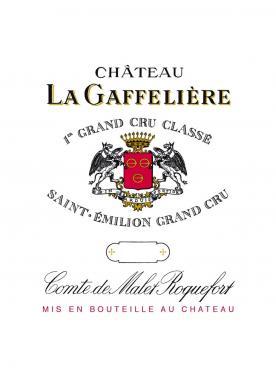 Château La Gaffelière 2015 Original wooden case of 6 bottles (6x75cl)