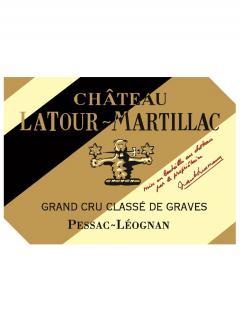 Château Latour-Martillac 2015 Original wooden case of 12 bottles (12x75cl)