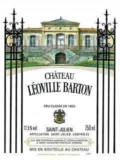 Château Léoville Barton 1990 Bottle (75cl)