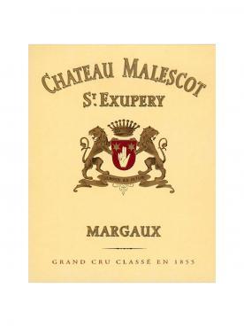 Château Malescot Saint Exupery 2015 Original wooden case of 12 bottles (12x75cl)