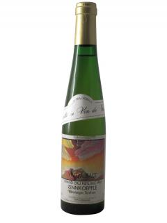 Riesling Grand Cru Zinnkoepfle Vendange Tardive Récolté en Vin de Glace Seppi Landmann 1990 Half bottle (37.5cl)