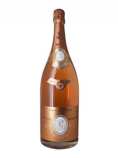 Champagne Louis Roederer Cristal Rosé Brut 2009 Magnum (150cl)