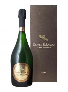 Champagne G.H Mumm René Lalou Brut 1998 Coffret d'une bouteille (75cl)