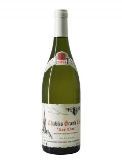 Chablis Grand Cru Les Clos R&V Dauvissat 2014 Bottle (75cl)