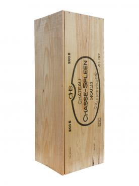 Château Chasse-Spleen 2016 Original wooden case of one impériale (1x600cl)