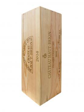 Château Haut-Brion 2016 Original wooden case of one double magnum (1x300cl)