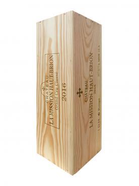 Château La Mission Haut-Brion 2016 Original wooden case of one double magnum (1x300cl)