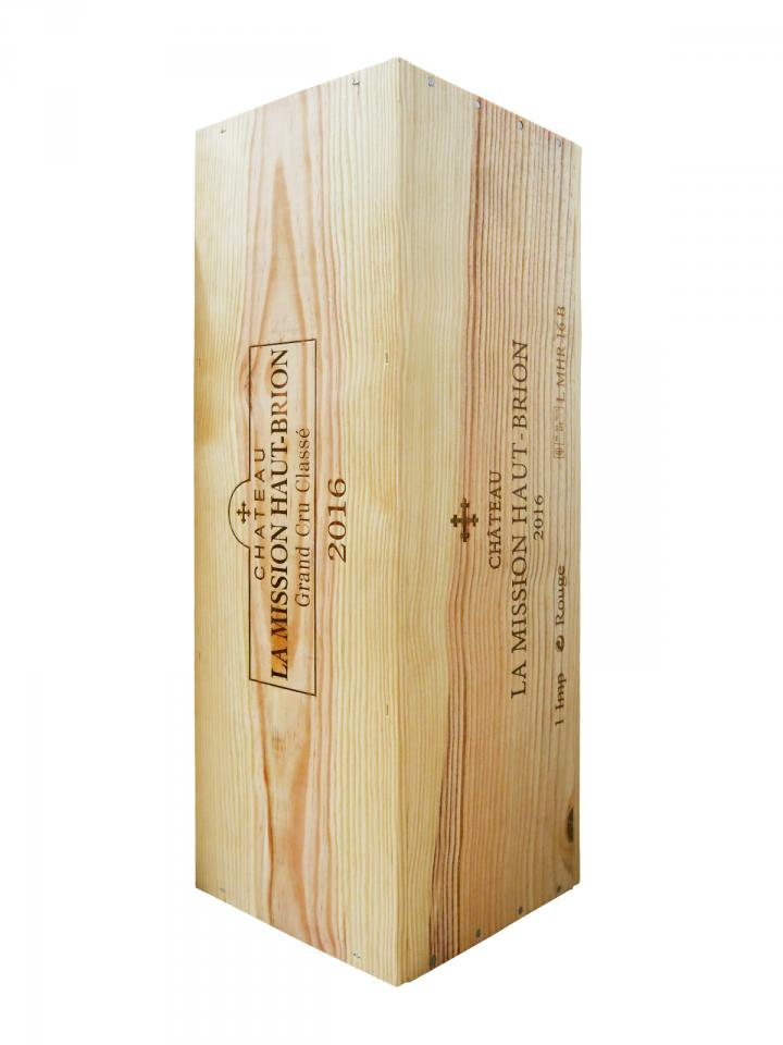 Château La Mission Haut-Brion 2016 Original wooden case of one impériale (1x600cl)