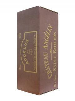 Château Angélus 2016 Original wooden case of one double magnum (1x300cl)