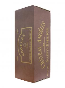 Château Angélus 2016 Original wooden case of one double magnum (1x300cl)
