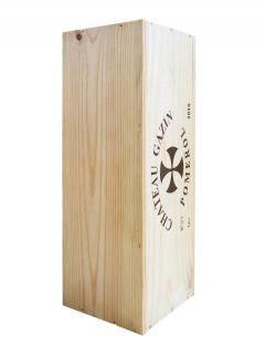 Château Gazin 2016 Original wooden case of one impériale (1x600cl)