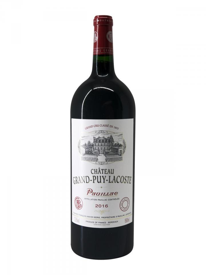 Château Grand-Puy-Lacoste 2016 Magnum (150cl)
