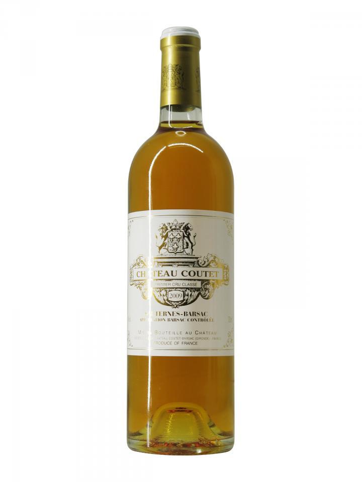 Château Coutet 2009 Bottle (75cl)