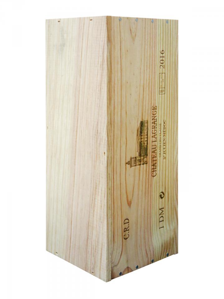 Château Lagrange (Saint Julien) 2016 Original wooden case of one double magnum (1x300cl)