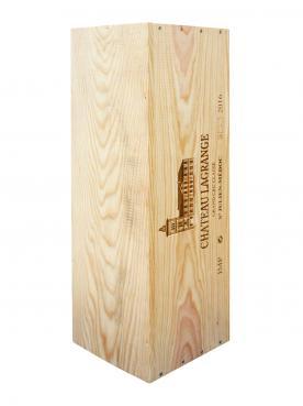 Château Lagrange (Saint Julien) 2016 Original wooden case of one impériale (1x600cl)