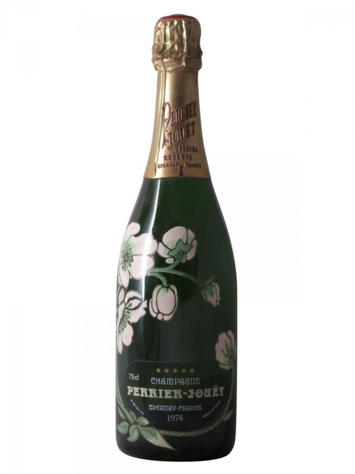 Champagne Perrier Jouët Belle Epoque Brut 1978 Bottle (75cl)