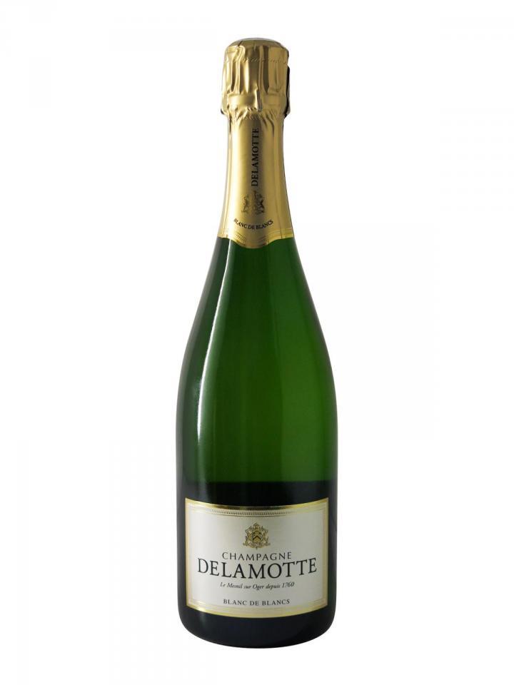 Champagne Delamotte Blanc de Blancs Brut Non vintage 3 bottles (3x75cl)