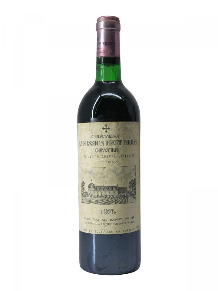Château La Mission Haut-Brion 1975 Bottle (75cl)