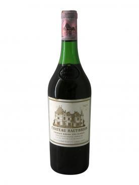 Château Haut-Brion 1972 Bottle (75cl)
