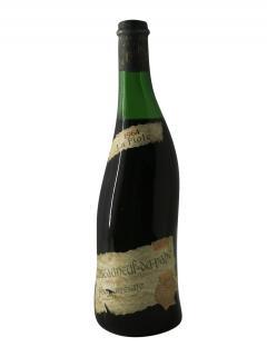Chateauneuf-du-Pape Père Anselme La Fiole 1964 Bottle (75cl)