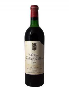 Château Gallais Bellevue 1970 Bottle (75cl)
